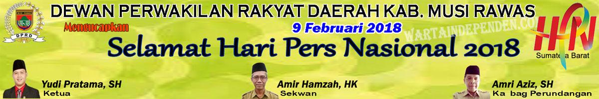 Iklan HPN DPR Musirawas